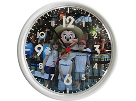 Supporting Wall Clocks, CD Labels and Direct CD Printing